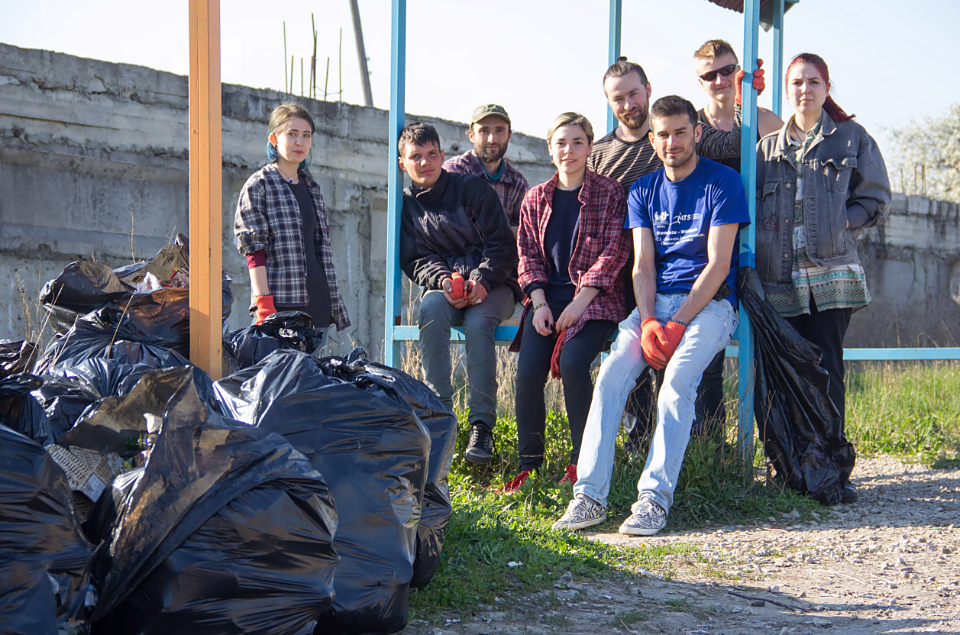Spring Cleanup Cont'd